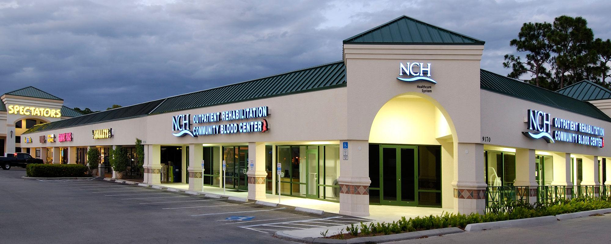 NCH Rehab – Bonita Springs