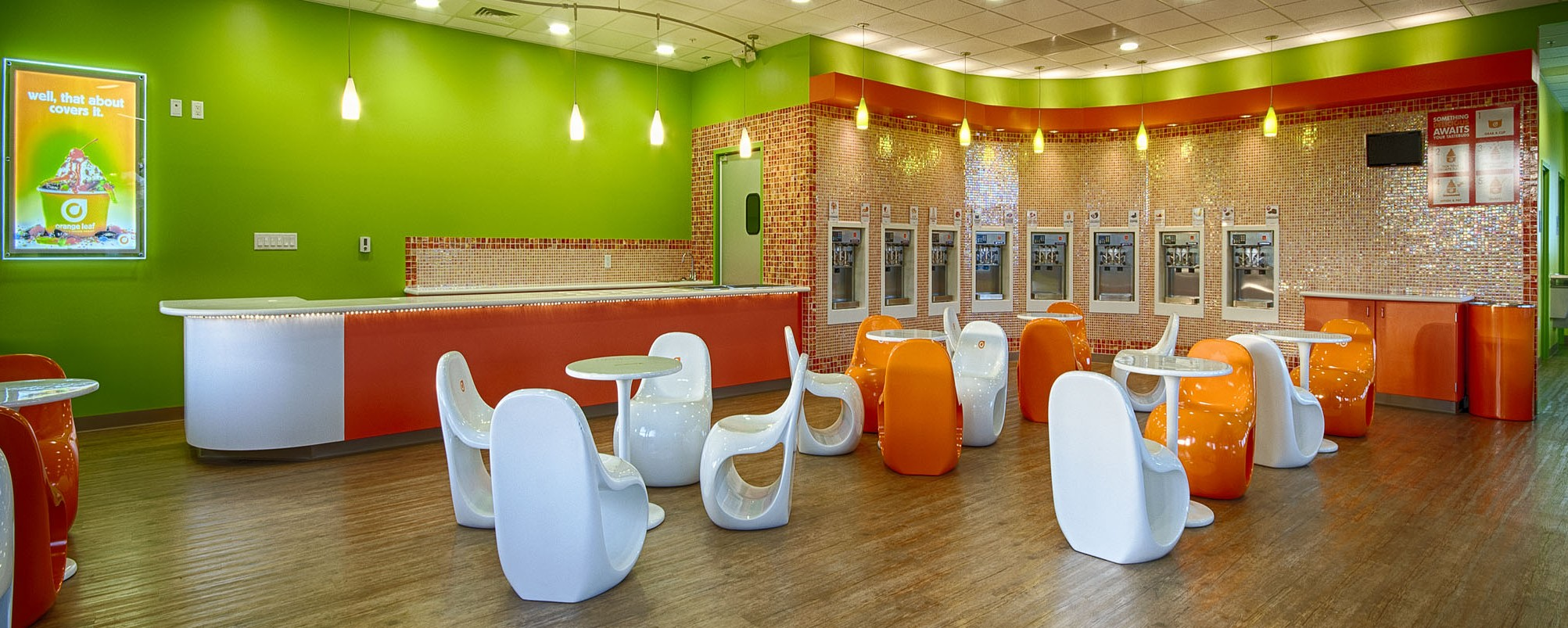 Orange Leaf Yogurt – Riverchase Commons